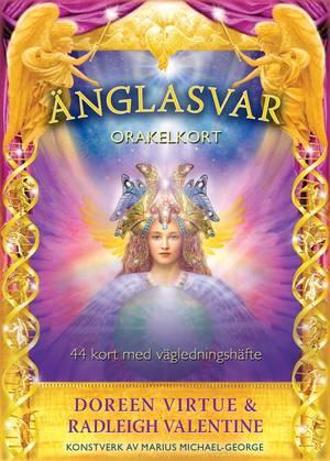 Änglasvar orakelkort - Dorren Virtue - Svensk