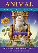 Animal Tarot Cards  - Doreen Virtue and Radlieigh Valentine
