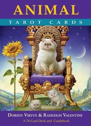 Animal Tarot Cards  - Doreen Virtue and Radlieigh Valentine