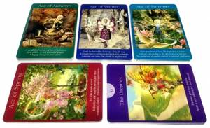 FairyTarot Cards  - Doreen Virtue and Radlieigh Valentine