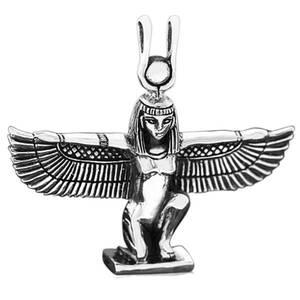Hathor hänge i Silver