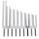 Solfeggio Tuning Forks - Set av 9
