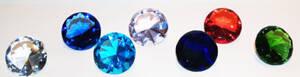 Glas Diamant 6cm
