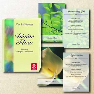 Divine Flow Cards - Cecilia Sifontes