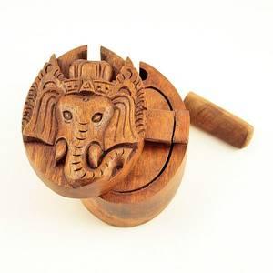Pussellåda - Ganesha