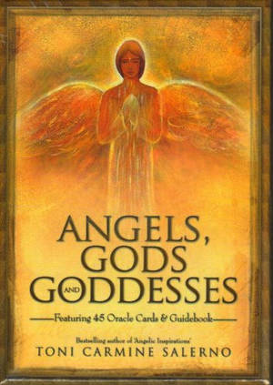 Angels, Gods, and Goddesses  -  Toni Carmine Salerno